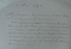 fiches 1793